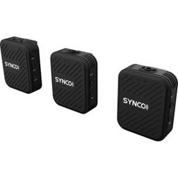 Synco WAir-G1-A2 Ultracompact 2-Person Digital Wireless Microphone System for Mirrorless/DSLR Cameras