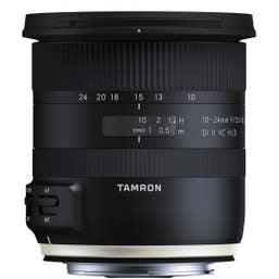 Tamron SP 10-24mm f/3.5-4.5 Di II VC HLD Lens for Canon EF