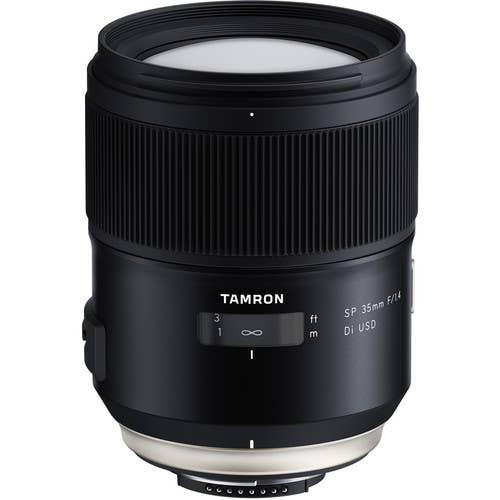 Tamron 35mm f/1.4