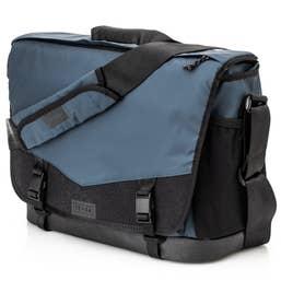Tenba DNA 16 DSLR Messenger Bag - Blue