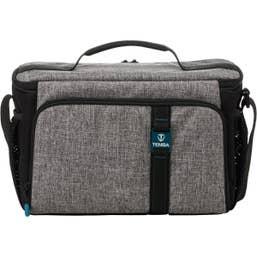 Tenba Skyline 12 Shoulder Bag - Gray