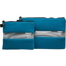 Tenba Tools Gear Pouch (2Pk) - Blue