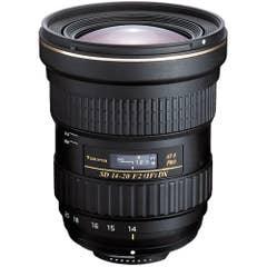 Tokina AT-X 14-20mm f/2 PRO DX Lens for Nikon F (1420PRODXNIK)