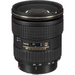 Tokina AT-X 24-70mm f/2.8 PRO FX Lens for Canon EF Mount (ATXAF247FXC)