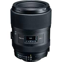 Tokina ATX-I 100MM f/2.8 Macro Lens - Nikon