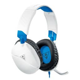 Turtle Beach Recon 70 Gaming Headset for Playstation (White)