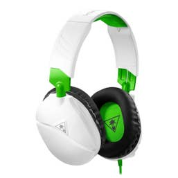 Turtle Beach Recon 70 Gaming Headset for Xbox One (White)