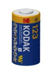 Kodak Ultra Battery K123-LA