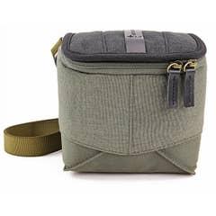 Vanguard Veo 14 Travel Bag - Black & Khaki
