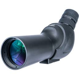 Vanguard Vesta 350A 12-45x50 Angled Spotting Scope with Case and Tripod