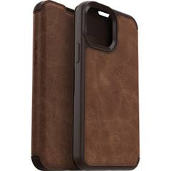 OtterBox Strada Folio Series Case for Apple iPhone 13 Pro Max - Rodeo Brown