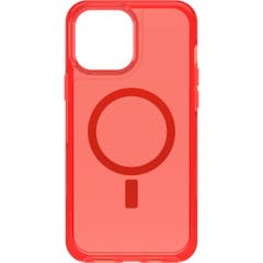 OtterBox Symmetry Series+ Clear Case for Apple iPhone 13 Pro Max, Ant Red