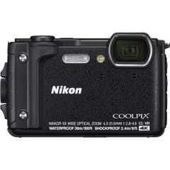 Nikon Coolpix W300 - Black with Black Silicon Jacket