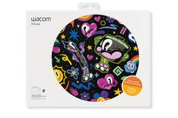 Wacom Intuos Small Black drawing tablet/surface for ultimate creative flow. Perfect for Manga and other graphic design.