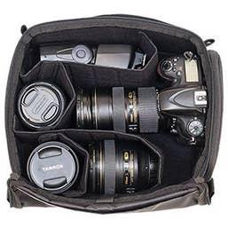 WANDRD Camera Cube Medium Black