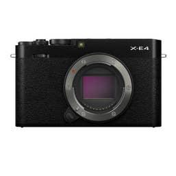 Fujifilm X-E4 Black Body