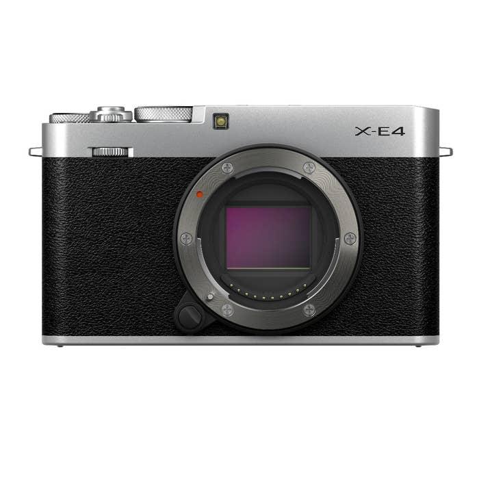 Fujifilm X-E4 Silver Body