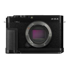 Fujifilm X-E4/MHG-XE4/TR-XE4 Black HB Kit