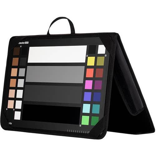 X-Rite ColorChecker XL Video Target Plus Case