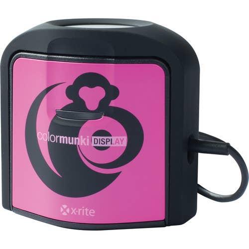 X-Rite ColorMunki Display Pink