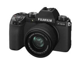 Fujifilm X-S10 and XC15-45mm (Hard Bundle Kit)