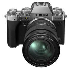 Fujifilm X-T4 - Silver with XF16-80mm Lens