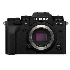 Fujifilm X-T4 Body - Black
