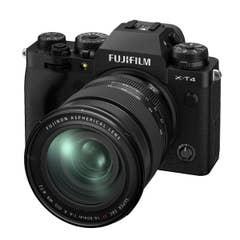 Fujifilm X-T4 - Black with XF16-80mm Lens