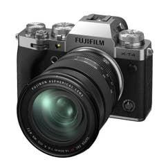 Fujifilm X-T4 - Silver with XF16-80mm Lens