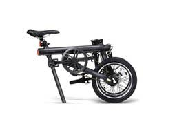 Xiaomi QiCycle Folding Electric Bike (Black)