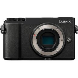 Panasonic Lumix GX9 Body - Black