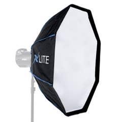 Xlite 90cm Pro Umbrella Octa Softbox  plus Grid & Mask for Elinchrom