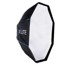 Xlite 90cm Pro Umbrella Octa Softbox  plus Grid & Mask for S-Type
