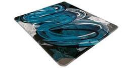 Xtrfy GP4 Cloth Gaming Mouse Pad - Street Blue