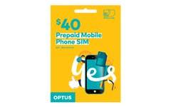 Optus $40 Voice Triple SIM Starter Kit