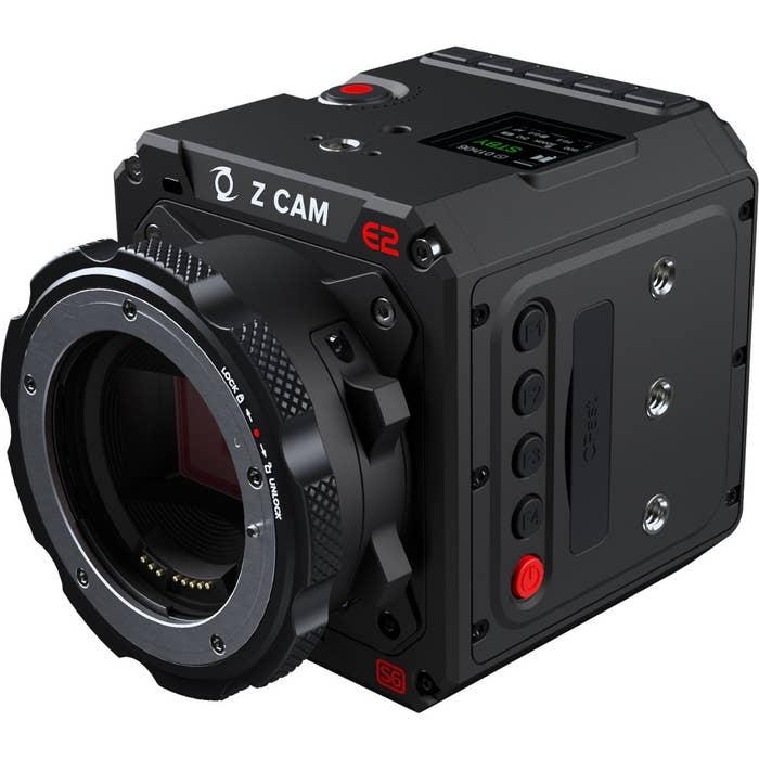 Z-CAM E2-S6 EF Mount Super 35mm 6K Cinema Camera