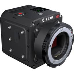 Z-CAM E2-S6 EF Mount Super 35mm 6K Cinema Camera