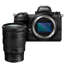 Nikon Z6 Kit w/  Z 24-70mm f/2.8 S Lens