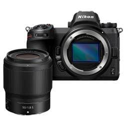 Nikon Z6 Kit w/  Z 50mm F1.8 S Lens