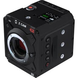 Z CAM E2-M4 Professional 4K Cinema Camera (Micro Four Thirds)