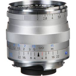 ZEISS - BIOGON 35mm f/2.0 ZM - Leica M - Silver