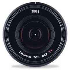 Zeiss Batis 25mm f/2 Sony E-Mount Lens (2103750)