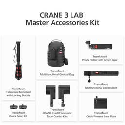 Zhiyun-Tech Crane 3 Lab Master Accessories Kit