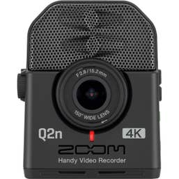 Zoom Q2n-4K Video and Audio Recorder