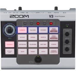 Zoom V3 Vocal Effect Processor