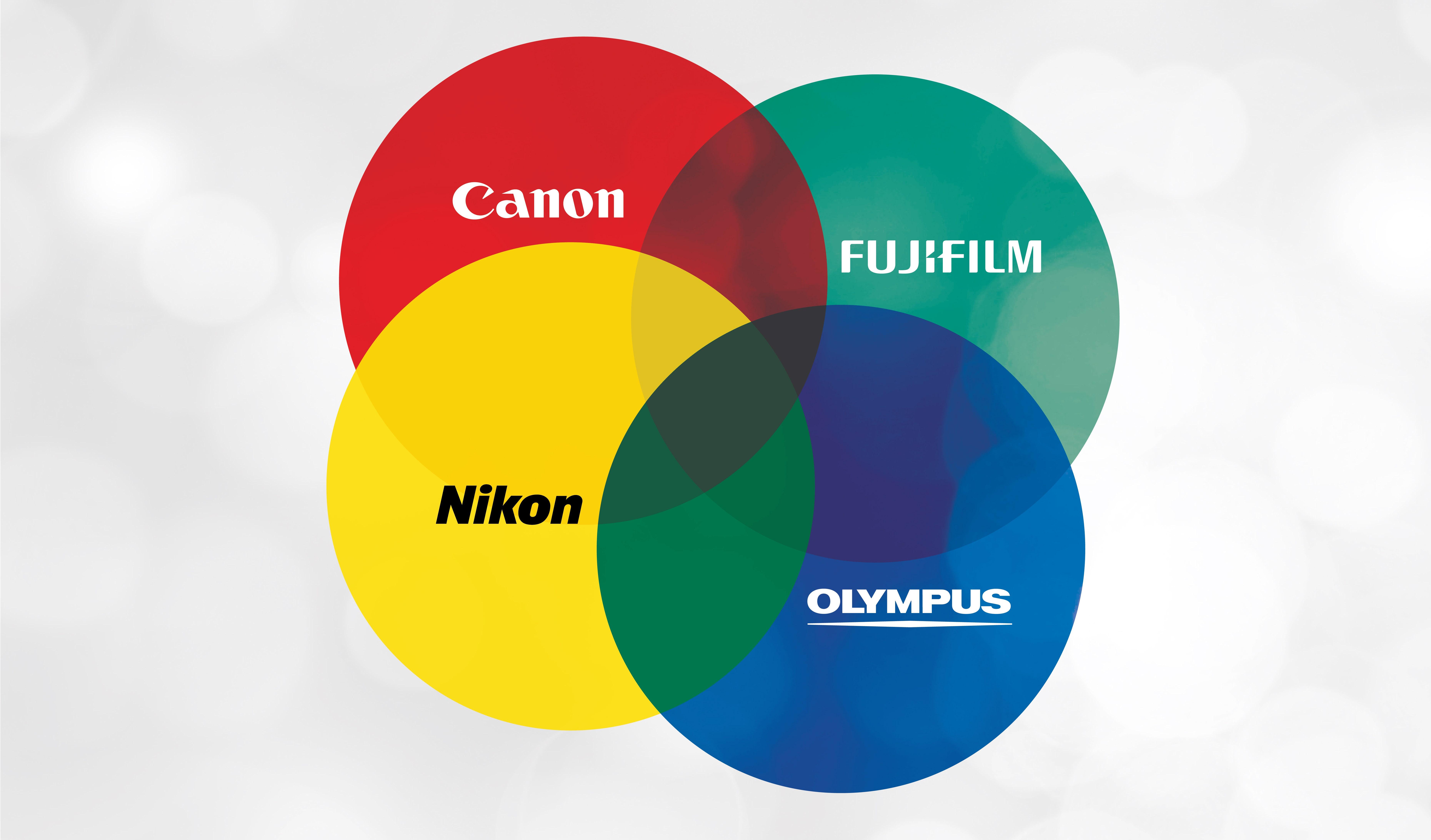 The Major Strengths of Each Camera Brand