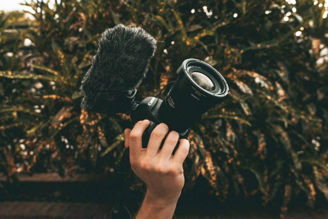 Audio for Video - A Beginner's Guide