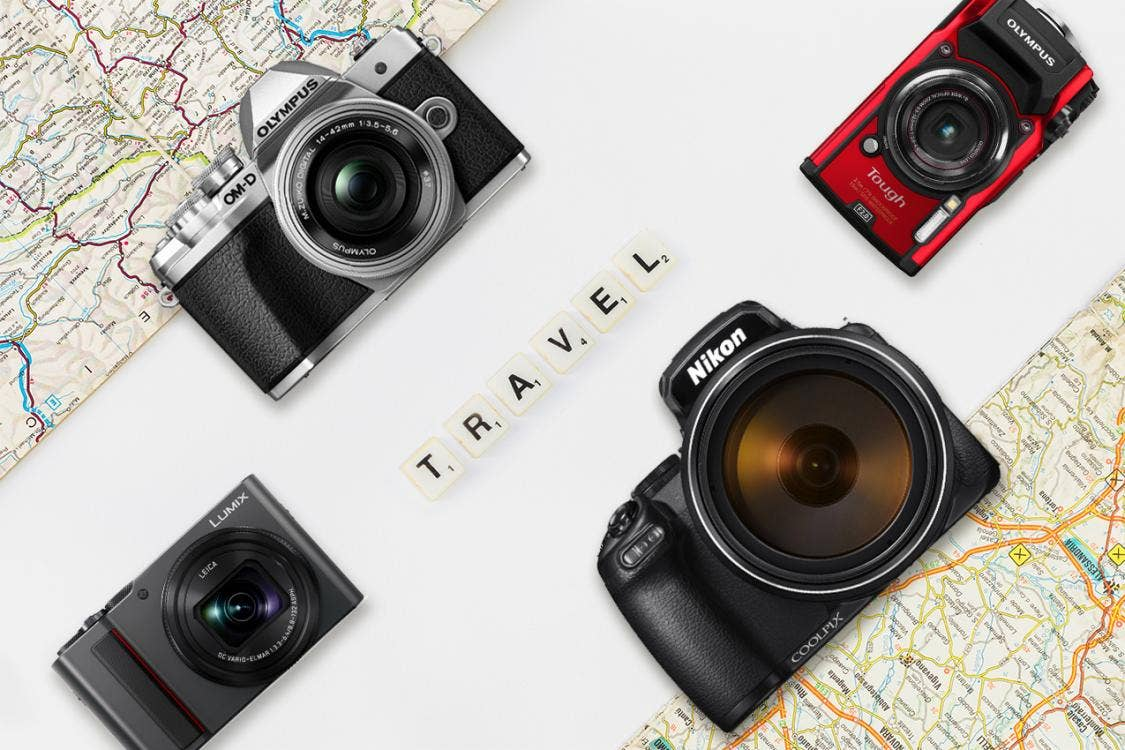 Travel Camera Buyer's Guide