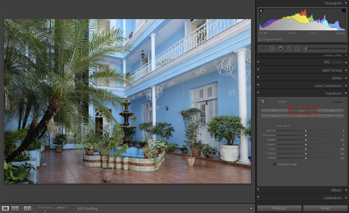 10 Favourite Lightroom Tools & Tips - Part 1