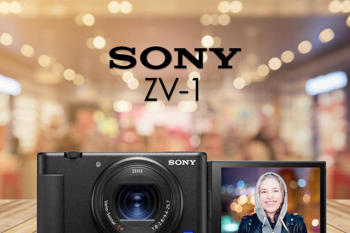Sony ZV-1 Release Debuts a Vlogging Camera In a Compact Package